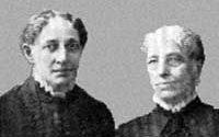 Sophia b Packard and Harriet giles