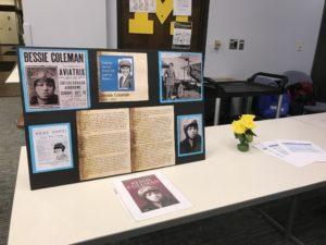 Bessie Coleman poster